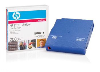 HP C7971A LTO-1 100GB/200GB Backup Tape -  Pack