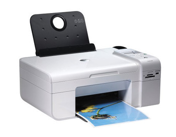 Part No: 0GH201 - Dell 926 Photo (4800 x 1200) dpi 20 ppm (Mono) 15 ppm (Color) All-In-One Printer (Refurbished)