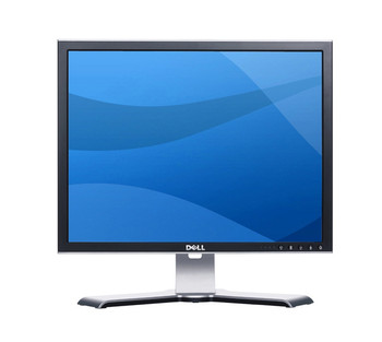 Part No: 2007FPB-07 - Dell 20.1-inch UltraSharp 1600 x 1200 at 60Hz Flat Panel LCD Monitor (Refurbished)