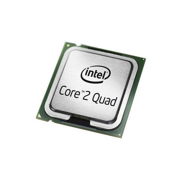Intel Core 2 Quad Q9400 Yorkfield Processor 2.66GHz 1333MHz 6MB LGA 775 CPU, OEM