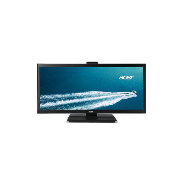 Acer B296CL bmiidprz 29 inch Widescreen 100,000,000:1 8ms DVI/HDMI/DisplayPort/USB LED LCD Monitor, w/ Speaker (Black)