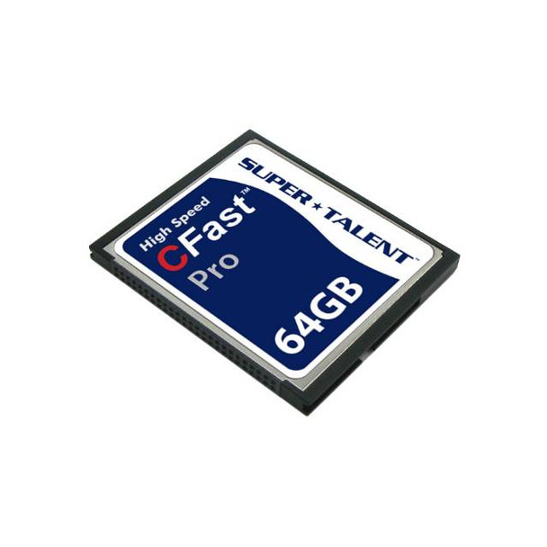 Super Talent CFast Pro 64GB Storage Card (MLC)