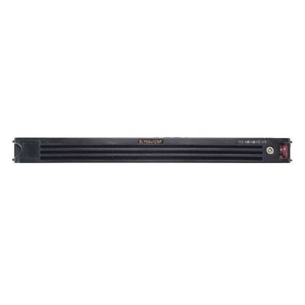 Supermicro CSE-PTFB-813LB 1U Front Bezel For SC813, SC813M, SC815, SC818 Series Chassis,