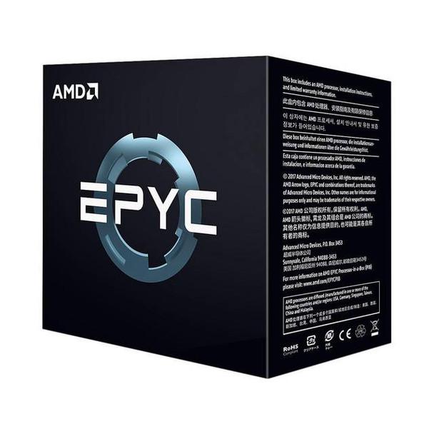 AMD EPYC 7251 Eight-Core 2.1GHz Socket 1P/2P ,