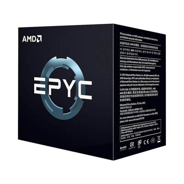 AMD EPYC 7281 Sixteen-Core 2.1GHz Socket 1P/2P ,