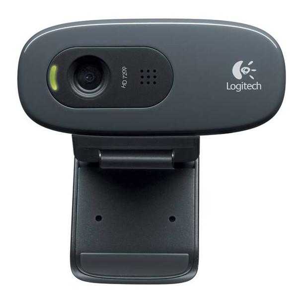 Logitech C270 3MP HD Webcam,