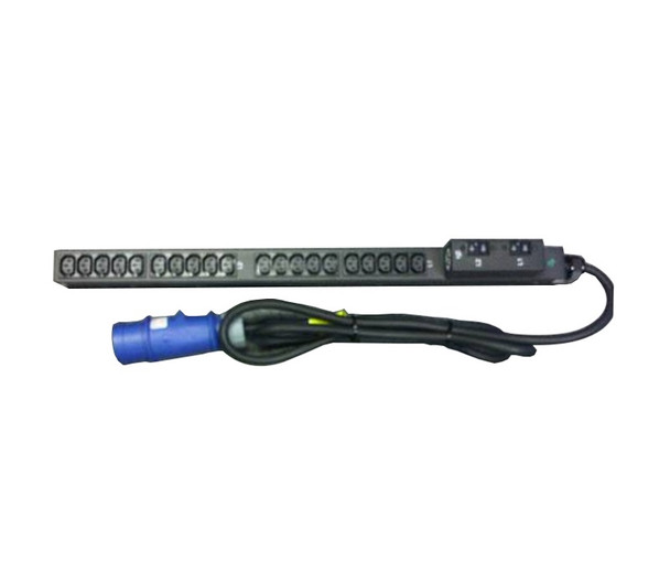 Part No: 723225-001 - HP 7.3KVA 200-240V 32A Input Circuit 20 Outlet Connections Basic Power Distribution Unit