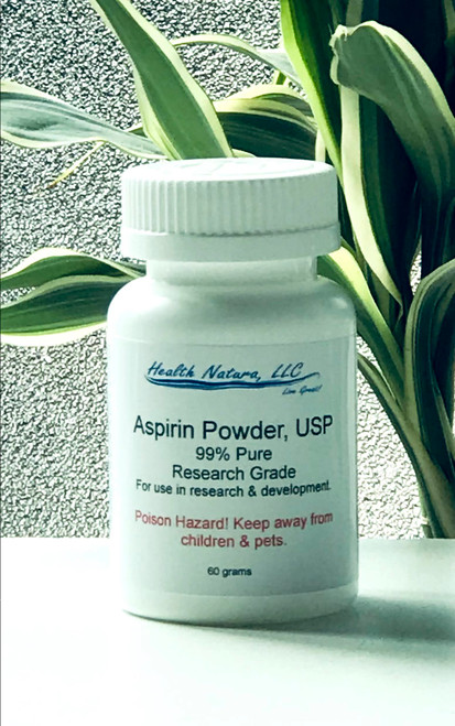 Aspirin Powder USP 60g