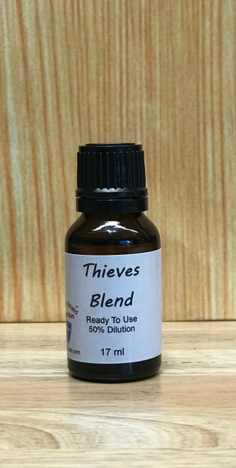Thieves Blend essential oil 50% 17ml