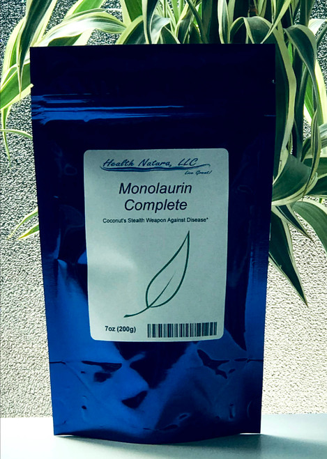 Monolaurin Complete 7 oz