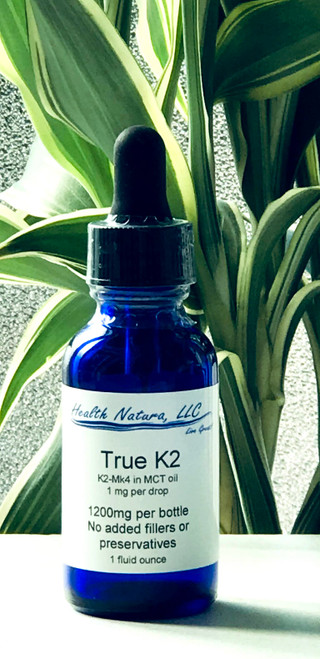 True K2 Mk4 1 mg per drop 1 ounce