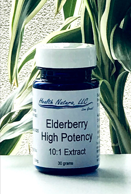 Elderberry High Potency Extract