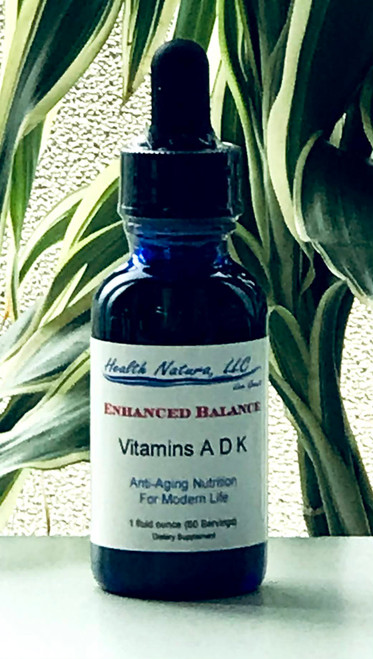 Vitamins ADK 1oz
