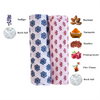 Swaddle Me Nature | One Layer | 2-pack Lotus Lullaby & Pinwheel