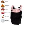 Baby Carrier Drool Bib & Teething Pads - Lotus Lullaby