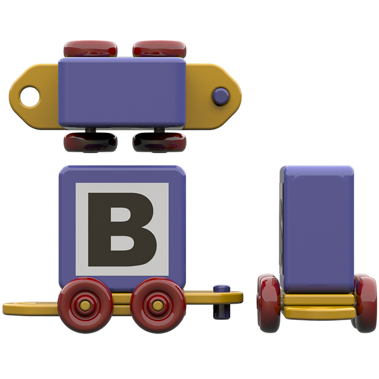 learning toys stacking alphabet name train wood toy plans (pdf download)
