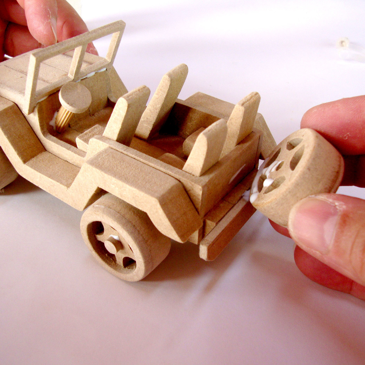 osni's sao paulo jeep wrangler wood toy plans (pdf download)