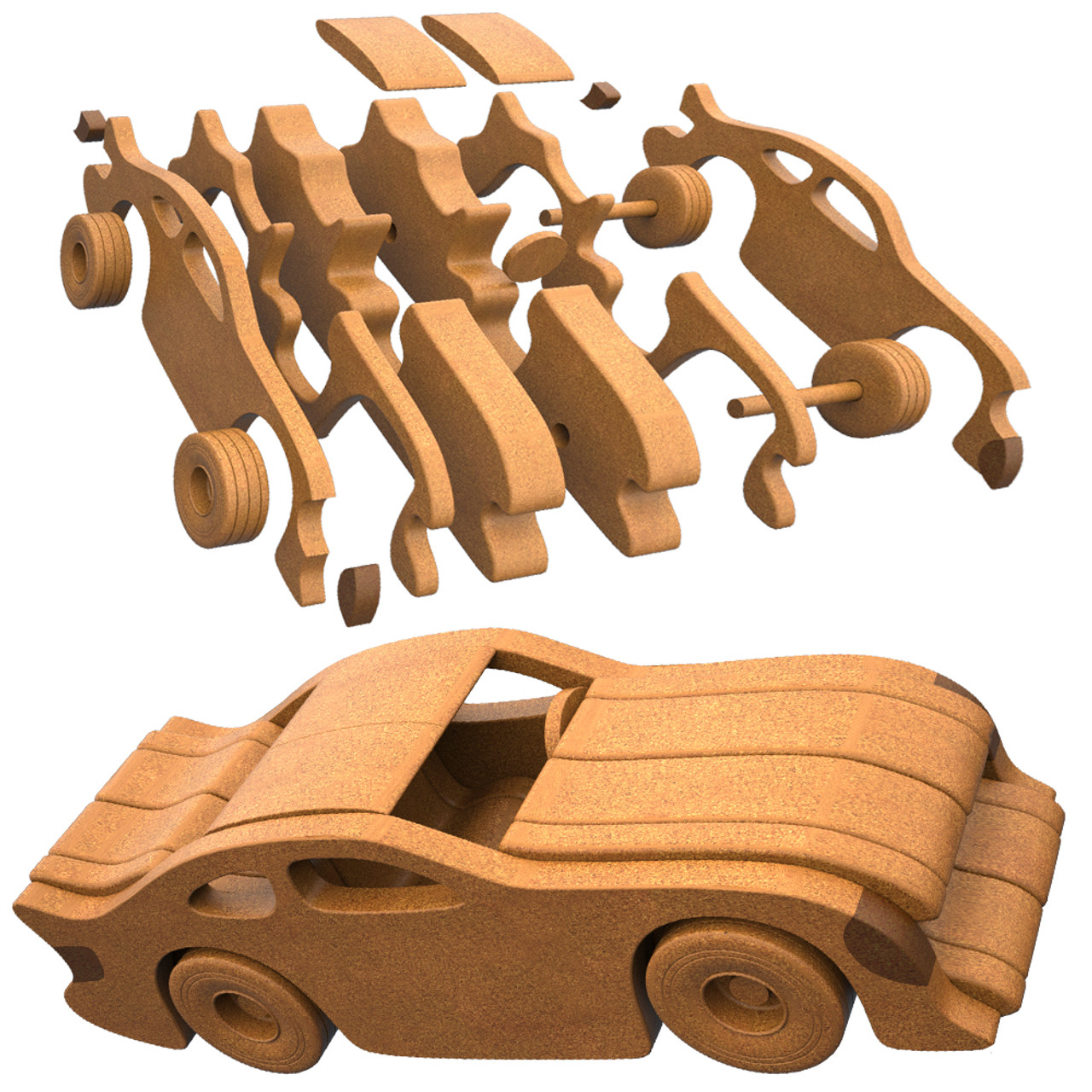 speedway stock car race team wood toy plans (pdf download)