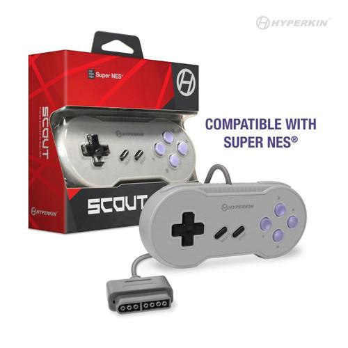 """Scout"" Premium Controller for Super NES® - Hyperkin"