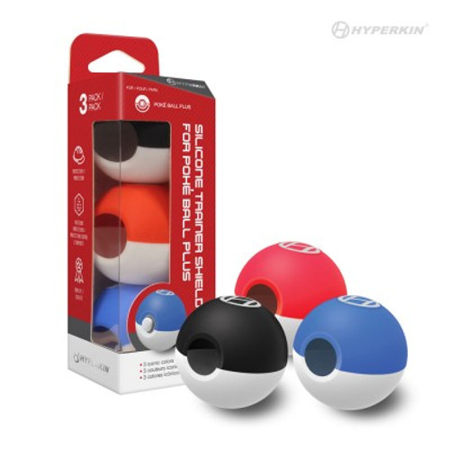Keep your Poké Ball Plus in the very best state it ever was. Features precision cuts and thick silicone toprotect your Plus on every raid and battle in Kanto or real life!