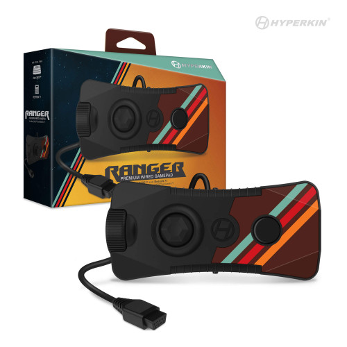 """Ranger"" Premium Wired Gamepad for Atari 2600™/ RetroN 77 - Hyperkin"
