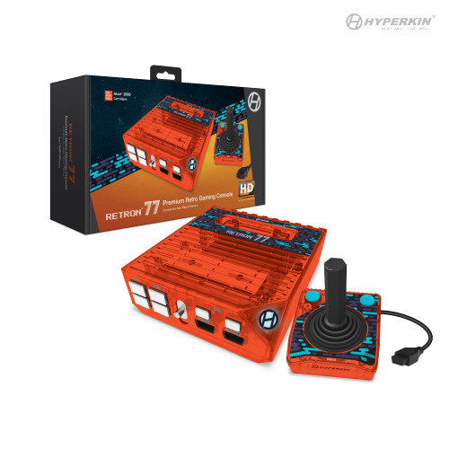 "RetroN 77: HD Gaming Console For Atari 2600â""¢ - Hyperkin"