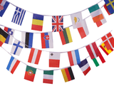 Decorating Ideas for the Ultimate Eurovision Party!