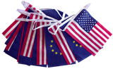 Buy Ryder Cup Bunting to decorate your event this Sept!