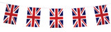 Flags for VE Day 75 - 8th May 2020