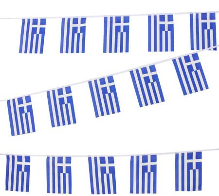 Greece Bunting