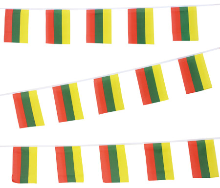 Lithuania Bunting