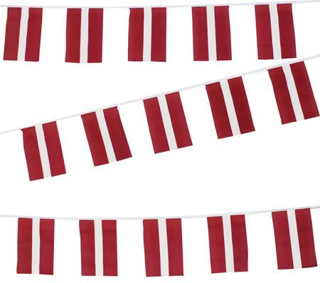 Latvia Bunting