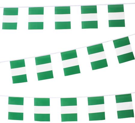 Nigeria Bunting