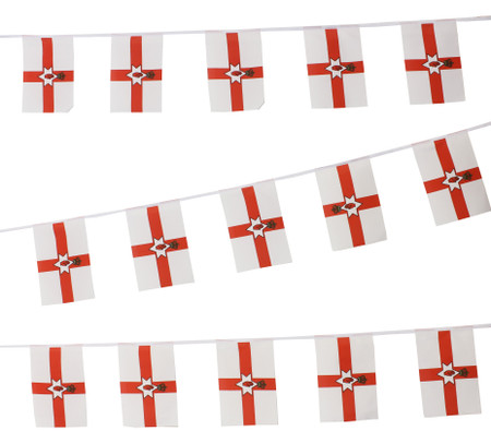 Northern Ireland Red Hand Bunting
