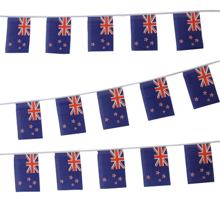 New Zealand Bunting