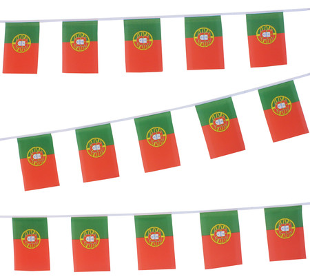 Portugal Bunting