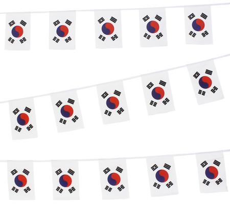 South Korea Bunting