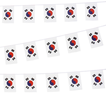 South Korea Bunting