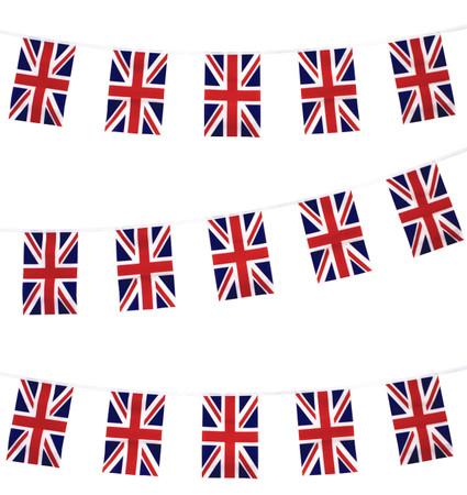 Union Jack (British, UK) Bunting