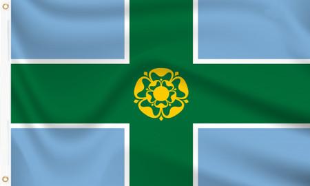 Derbyshire Flag