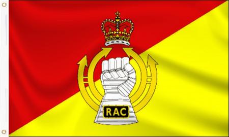 Royal Armoured Corps Flag