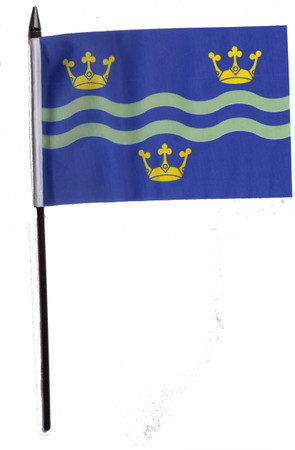 Cambridgeshire Desk / Table Flag