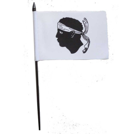 Corsica Desk / Table Flag