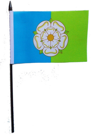 East Riding of Yorkshire Desk / Table Flag
