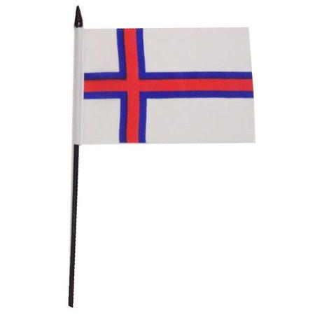 Faroe Islands Desk / Table Flag