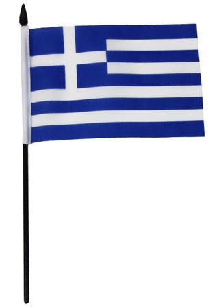 Greece Desk / Table Flag
