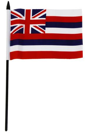 Hawaii Desk / Table Flag