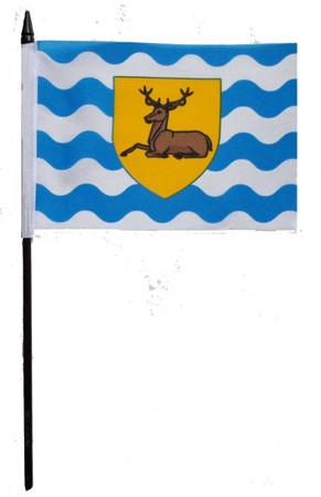 Hertfordshire Desk / Table Flag