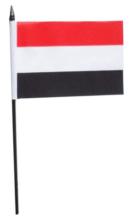 Yemen Desk / Table Flag