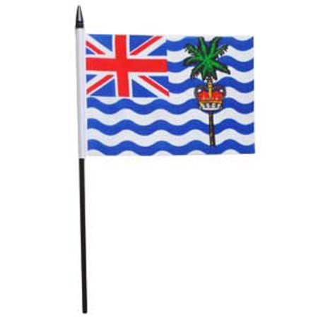 British Indian Ocean Territory Desk / Table Flag